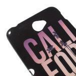Gelový obal na Sony Xperia E4 - California - 2/4
