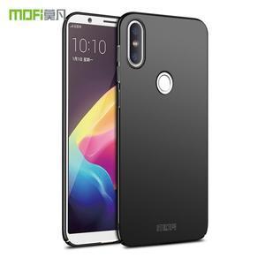 Slim plastový obal na mobil Xiaomi Mi Mix 2s - čierny - 2