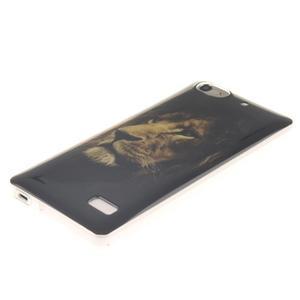 Gelový obal na mobil Honor 4C - lev - 2