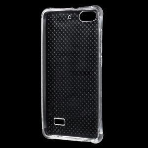 Transparentní gelový kryt na mobil Honor 4C - 2