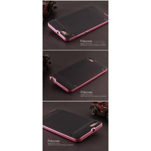 Odolný obal na mobil Honor 4C - růžový - 2