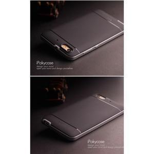 Odolný obal pre mobil Honor 4C - strieborny - 2