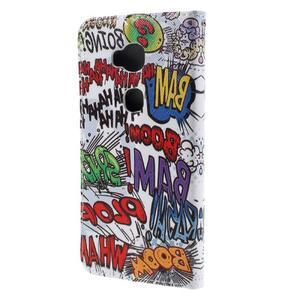 PU kožené pouzdro na mobil Honor 5X - boom - 2