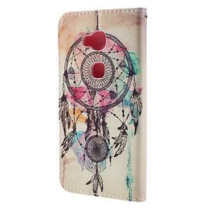 PU kožené puzdro pre mobil Honor 5X - dream - 2