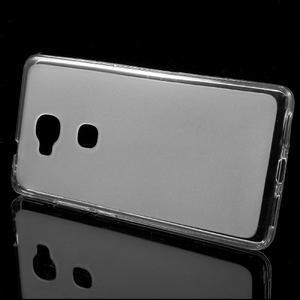 Matný gelový obal na mobil Honor 5X - transparentní - 2