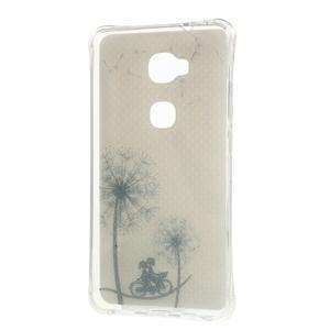 Drop gelový obal na Huawei Honor 5X - romantic - 2