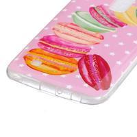 Fony gelový obal na mobil LG K10 - makronky - 2/4