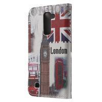 Wall peňaženkové puzdro pre LG K10 - Big Ben - 2/7