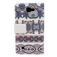Style peňaženkové puzdro pre LG K4 - pattern - 2/5