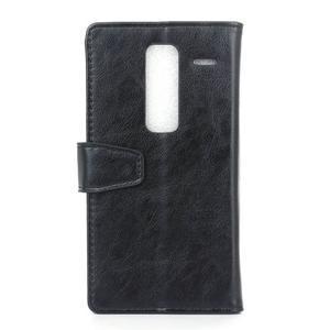 Sitt PU kožené puzdro pre mobil LG Zero - čierne - 2