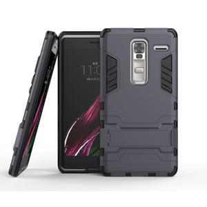 Outdoor odolný kryt pre mobil LG Zero - sivý - 2