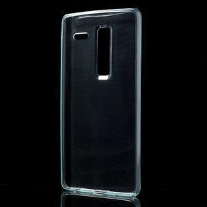 Ultratenký slim gélový obal pre LG Zero - svetlomodrý - 2