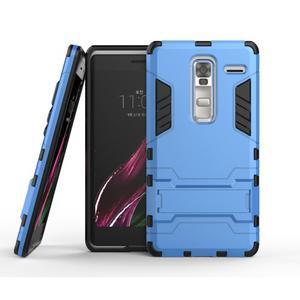 Outdoor odolný kryt pre mobil LG Zero - svetlomodrý - 2