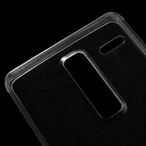 Ultratenký slim gélový obal pre LG Zero - transparentný - 2