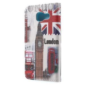 Peňaženkové puzdro na mobil Samsung Galaxy A3 (2016) - Big Ben - 2