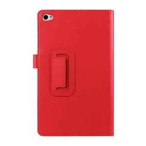 Safe polohovatelné puzdro na tablet Huawei MediaPad M2 8.0 - červené - 2