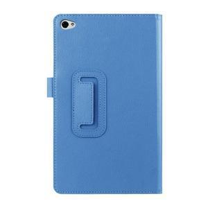 Safe polohovatelné puzdro na tablet Huawei MediaPad M2 8.0 - modré - 2