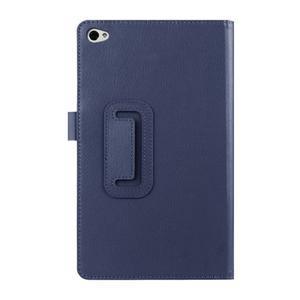 Safe polohovateľné puzdro na tablet Huawei MediaPad M2 8.0 - tmavo modré - 2