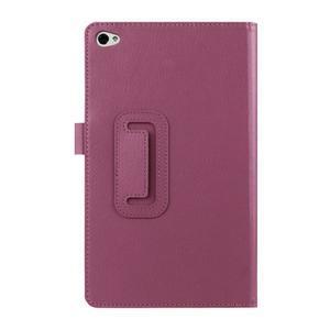 Safe polohovateľné puzdro na tablet Huawei MediaPad M2 8.0 - fialové - 2