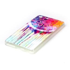 Style gélový obal pre Sony Xperia M5 - lapač snov - 2