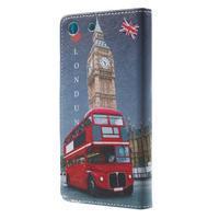 Stand Peňaženkové puzdro pre Sony Xperia M5 - Big Ben - 2/7