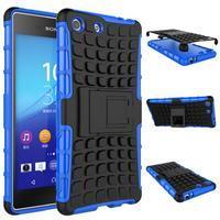 Outdoor odolný kryt pre mobil Sony Xperia M5 - modrý - 2/2