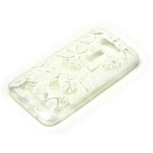 Retrostyle gelový obal na Asus Zenfone 2 Laser - henna - 2