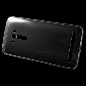 Ultratenký slim obal 0.6 mm na Asus Zenfone Selfie - transparentný - 2