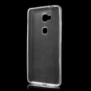 Transparentný ultratenký slim gélový obal pre Honor 5X - 2