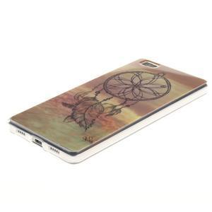 Flexi gelový obal na mobil Huawei P8 Lite - dream - 2