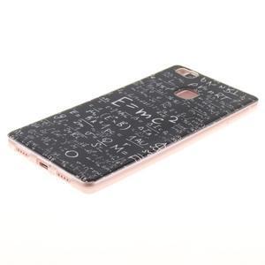 Gelový obal na Huawei P9 Lite - vzorečky - 2
