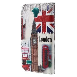 Emotive PU kožené pouzdro na Huawei Y5 - United Kingdom - 2