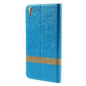 Lines pouzdro na mobil Huawei Y6 - modré - 2