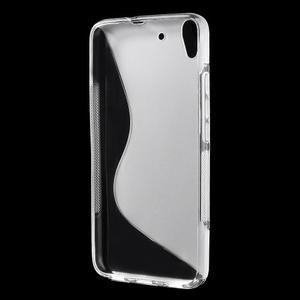 S-line gelový obal na mobil Huawei Y6 - transparentní - 2