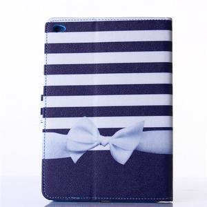 Knížkové puzdro pre tablet iPad mini 4 - mašlička - 2