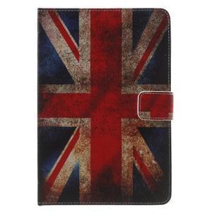 Štýlové puzdro pre iPad mini 4 - UK vlajka - 2
