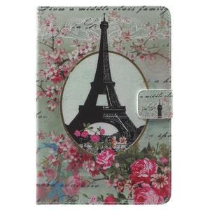 Štýlové puzdro pre iPad mini 4 - Eiffelova veža - 2
