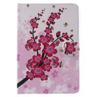 Stylové pouzdro na iPad mini 4 - kvetoucí větvička - 2/7