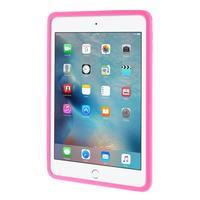 silikónový obal pre tablet iPad mini 4 - rose - 2/5