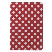 Cyrc otočné pouzdro na iPad mini 4 - červené - 2/7