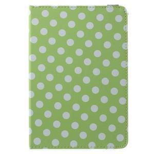Cyrc otočné puzdro pre iPad mini 4 - zelené - 2