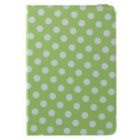 Cyrc otočné puzdro pre iPad mini 4 - zelené - 2/7