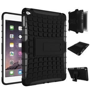 Outdoor odolný obal pre tablet iPad mini 4 - čierne - 2