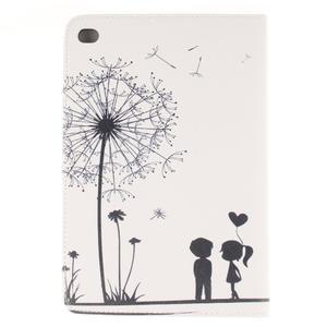 Standy puzdro pre tablet iPad mini 4 - láska - 2
