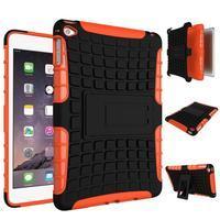 Outdoor odolný obal na tablet iPad mini 4 - oranžový - 2/2
