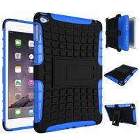 Outdoor odolný obal na tablet iPad mini 4 - modrý - 2/3