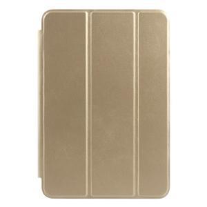 Slimové polohovatelné pouzdro na iPad mini 4 - zlaté - 2