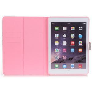 Knížkové pouzdro na tablet iPad mini 4 - Keep Calm - 2