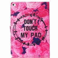 Knížkové puzdro pre tablet iPad mini 4 - nedotýkať sa - 2/7