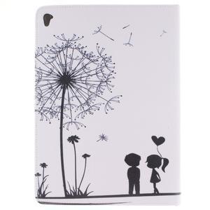 Knížkové puzdro pre tablet iPad Pro 9.7 - láska - 2